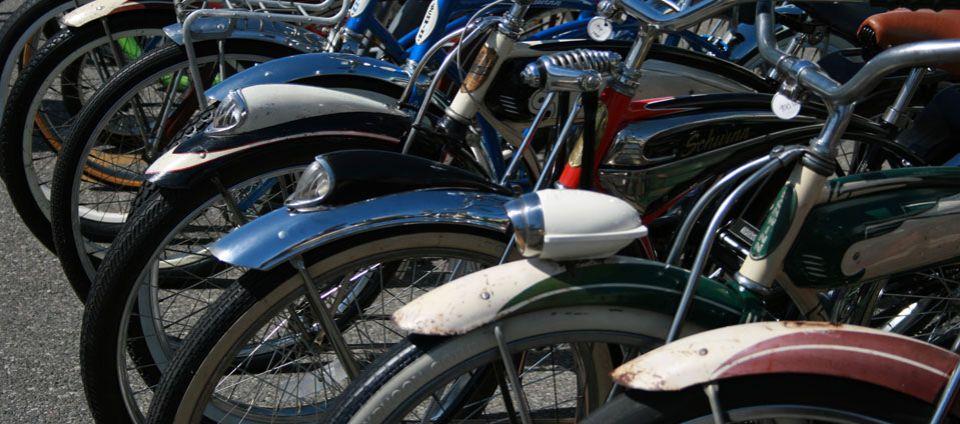 veterans stadium bicycle swap meet